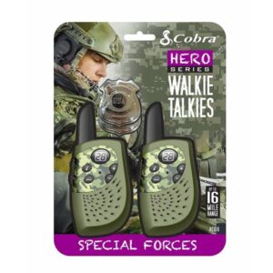 WALKIE TALKIE SPECIAL FORCES
