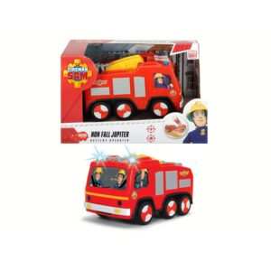FIREMAN SAM NON FALL JUPITER, 14 CM