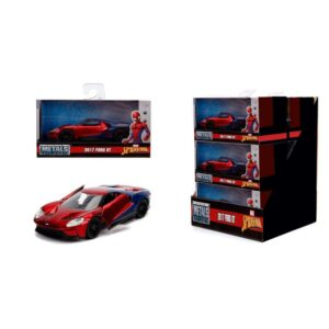 MARVEL 2017 FORD GT 1:32