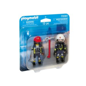 PLAYMO-RESCUE FIREFIGHTERS