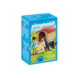 PLAYMO-DOG WITH DOGHOUSE