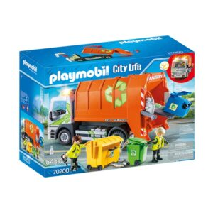 PLAYMO-RECYCLING TRUCK
