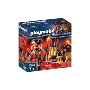 PLAYMO-BURNHAM RAIDERS FIRE MASTER