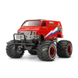 TAMIYA LUNCH BOX RED EDITION