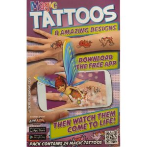 MAGIC TATTOOS 2