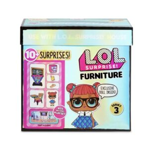L.O.L. SURPRISE FURNITURE WITH DOLL