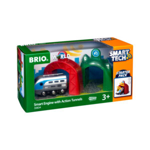 BRIO® SMART TECH LOK MED 2 TUNNELER