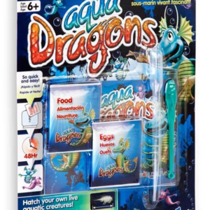 AQUA DRAGONS EGG/MAT