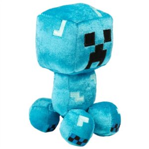 PLYSJ - MINECRAFT CHARGED CREEPER 18 CM