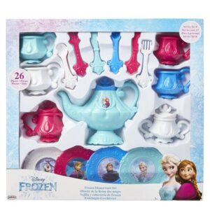 Disney Frozen 26 Piece Dinnerware Set