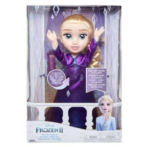 Disney Frozen 2 Feature Doll Lights & Music Elsa