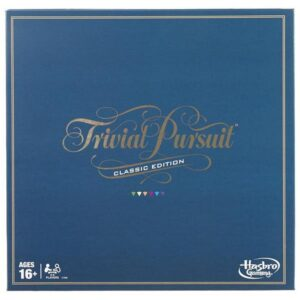 Trivial Pursuit Classic Edition (NO)
