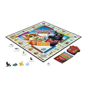 Monopoly Junior Electronic Banking (DK/NO)