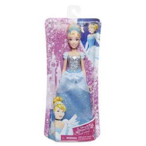 Disney Princess Royal Shimmer Fashion Doll Cinderella