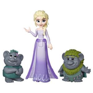 Disney Frozen 2 Small Doll And Friends Elsa