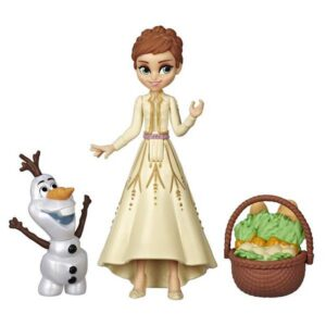 Disney Frozen 2 Small Doll And Friends Anna