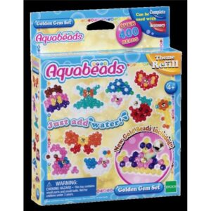Aquabeads Golden Gem