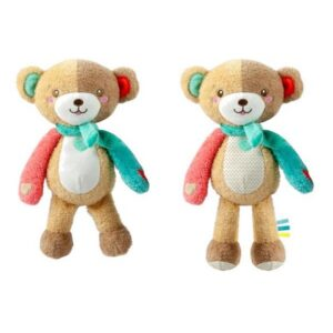 First Month Bear Activity Plush - INT