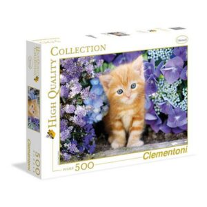 500 pcs. High Quality Collection GINGER CAT