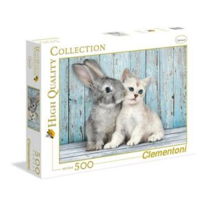 500 pcs. High Quality Collection CAT&BUNNY