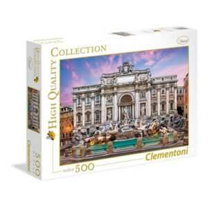 500 pcs. High Quality Collection TREVI FOUNTAIN