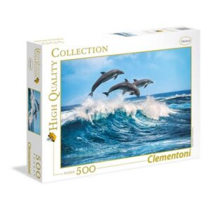 500 pcs. High Quality Collection DOLPHINS