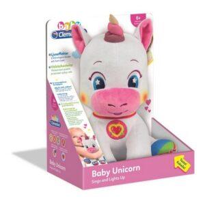 Unicorn Interactive Plush (DK+NO)