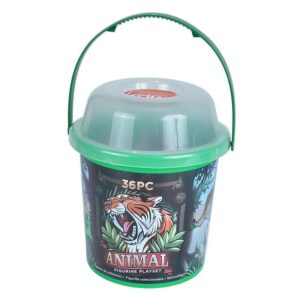 Wild Republic Adventure Buckets Large Animal