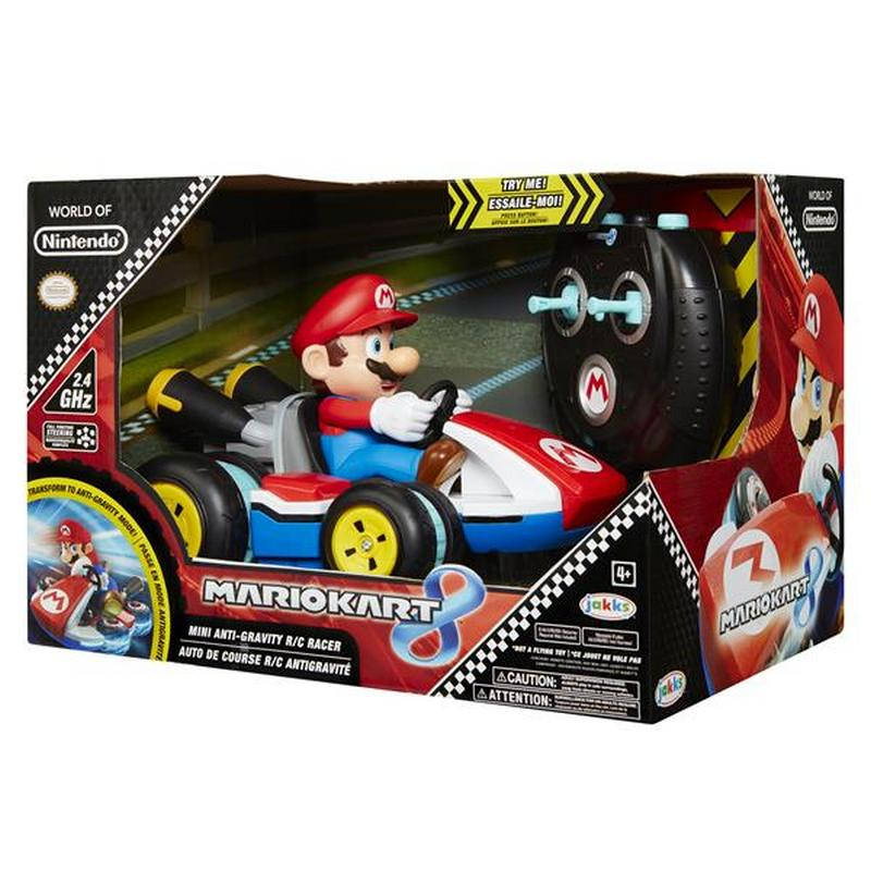 SUPER MARIO MARIO KART MINI RC