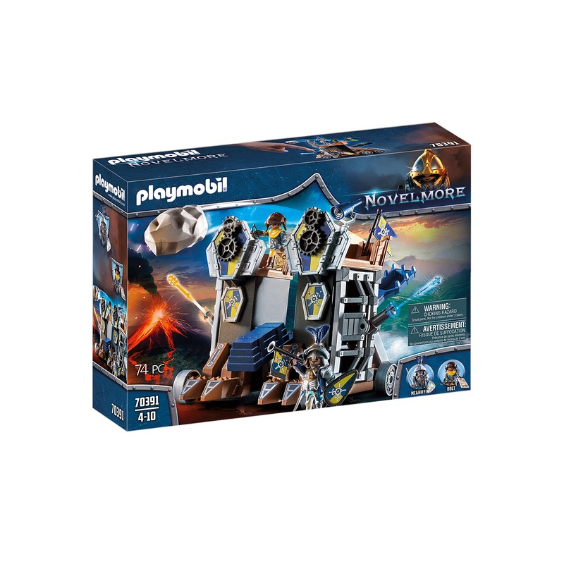 PLAYMOBIL 70391 INVENTOR ATTACK TOWER