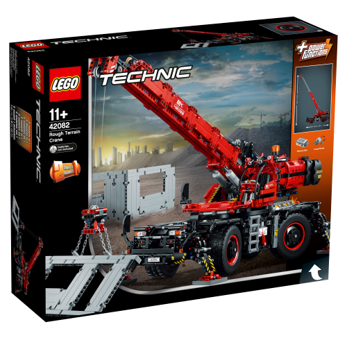 LEGO 42082 STOR TERRENGKRAN