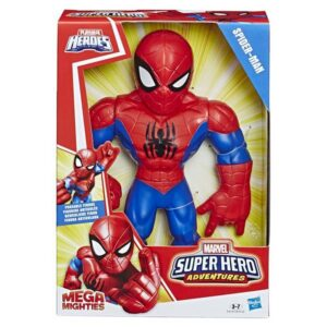 Playskool Heroes Super Hero Adventures Mega Mighties Spider-Man