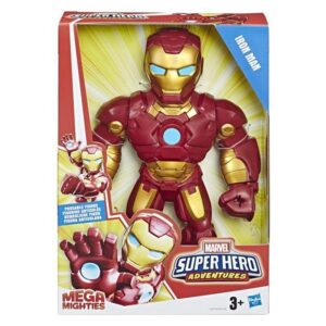 Playskool Heroes Super Hero Adventures Mega Mighties Iron Man