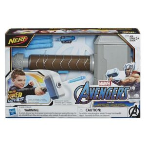 Avengers NERF Power Moves Thor