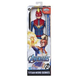Avengers Titan Hero Captain Marvel