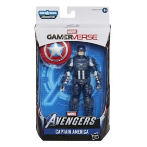 Marvel Legends Series 6 Inch Avengers Build-A-Figure (Abomination) Captain America