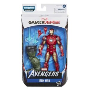 Marvel Legends Series 6 Inch Avengers Build-A-Figure (Abomination) Iron Man