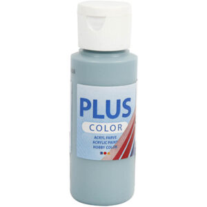 PLUS AKRYLMALING DUSTY BLUE