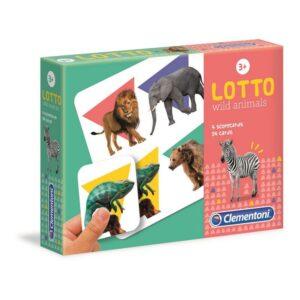 Lotto Wild Animals