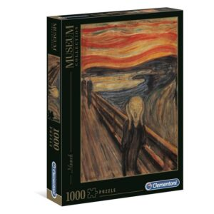 """1000 pcs Museum Collection - Munch """"The Scream"""""""