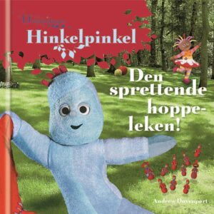 BOK DRØMMEHAGEN -DEN SPRETTENDE HOPPELEK